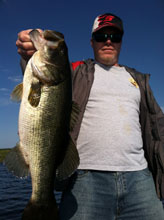 7.12 lb Trophy Largemouth from the St Johns River System