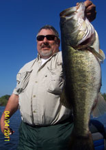 April 2011 Trophy Bass
